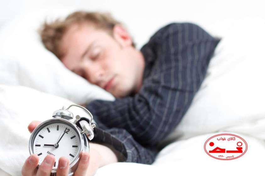 خواب خوب و آرام