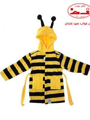 حوله پالتویی کودک زنبور