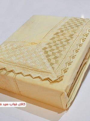 سرویس ملحفه دو نفره کاوردار 4 تکه - الگانس 10